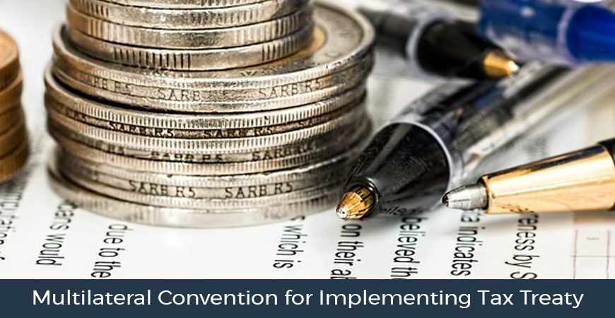 Multilateral Convention for Implementing Tax Treaty