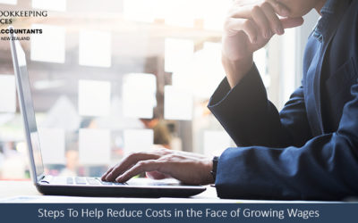 Steps To Help Reduce Costs in the Face Of Growing Wages