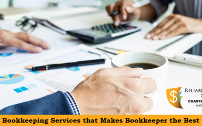 Bookkeeping Services that Makes Bookkeeper the Best