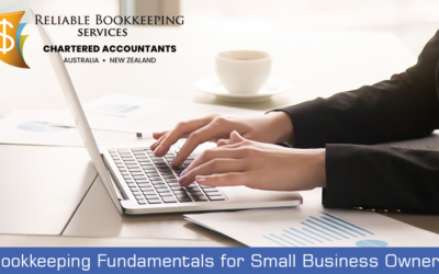 Basic Bookkeeping Fundamentals for Small Business Owners