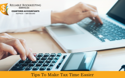 Bookkeepers Share Tips for a Stress-Free Tax Submission