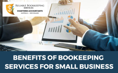 Benefits of Bookkeeping Services for Small Business