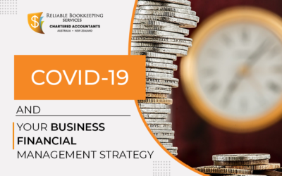 COVID-19 and Your Business Financial Management Strategy