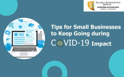 Tips to Help Small Businesses to Keep Going during COVID-19 Pandemic