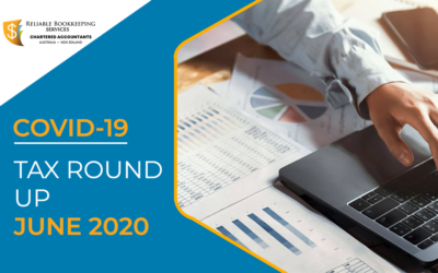 COVID-19 Tax Round Up June 2020 – Tax relief Roundup Update