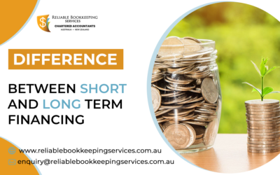 Difference between Short and Long Term Financing