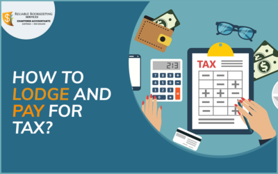 How to Lodge and pay for Tax
