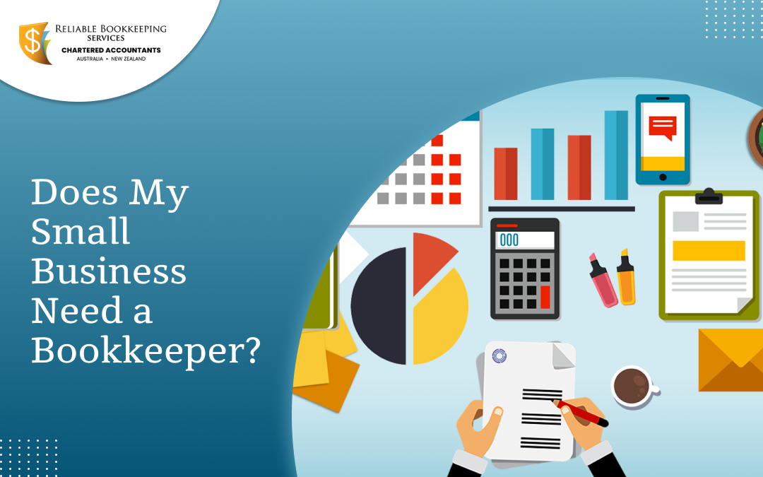 Does My Small Business Need a Bookkeeper?