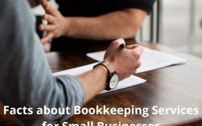 Facts About Bookkeeping Services For Small Businesses