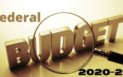 Federal Budget from Government 2020-2021