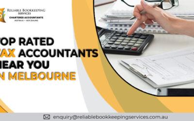 Find the Best Tax Accountant Near You To Prepare Tax Return