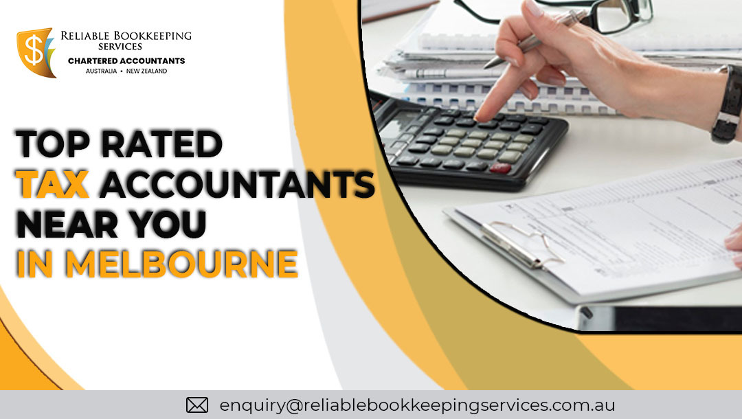 Find the Best Tax Accountant Near You To Prepare Tax Return