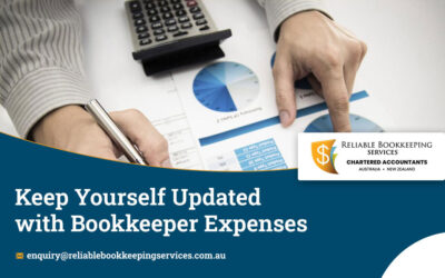 Keep Yourself Updated with Bookkeeper Expenses