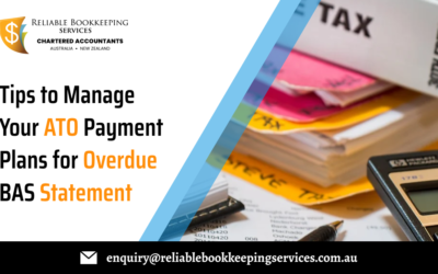 Tips to Manage Your ATO Payment Plans for Overdue BAS Statement