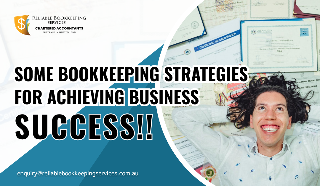 Reliable Bookkeeping Services