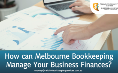 How can Melbourne Bookkeeping Manage Your Business Finances?