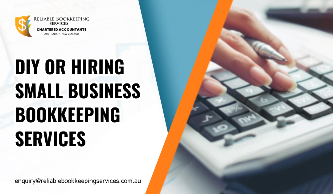 Small Business Bookkeeping Services
