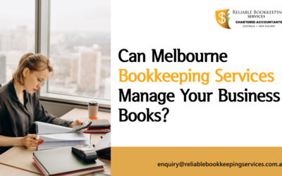 Can Melbourne Bookkeeping Services Manage Your Business Books?